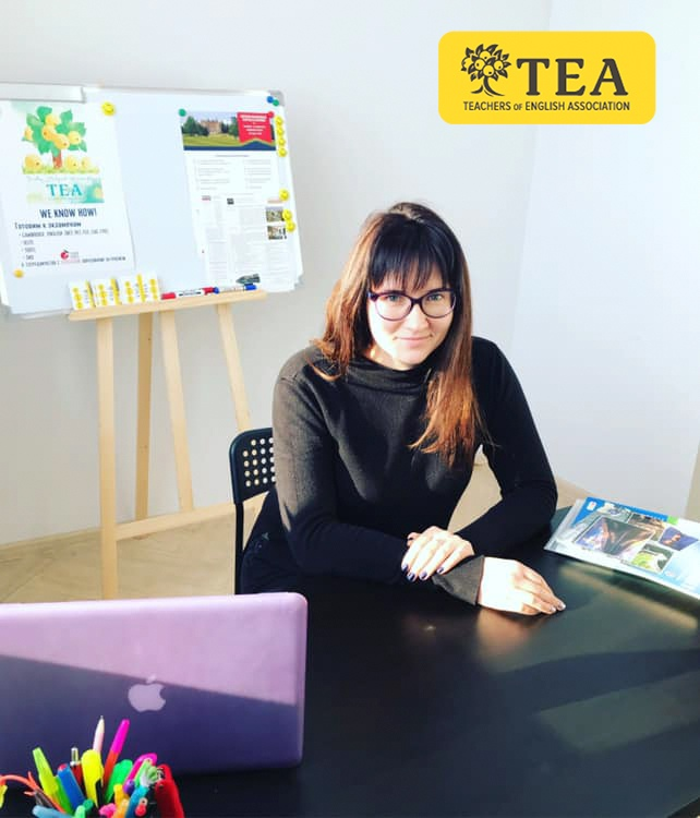 Школа английского Teachers of English Association