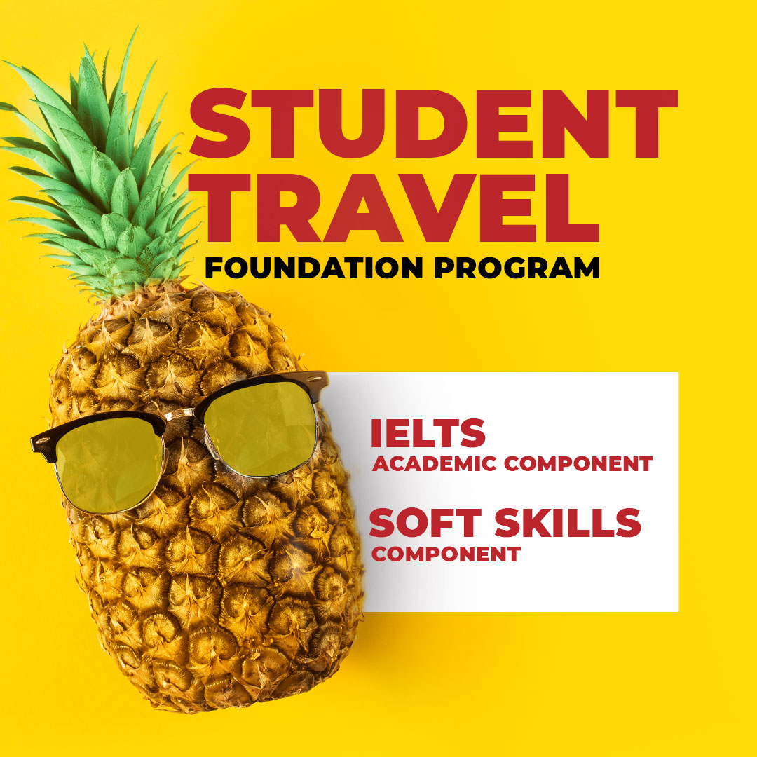 Student Travel Foundation Program